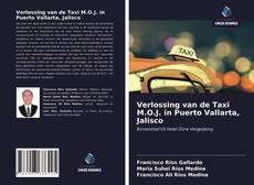 Обложка Verlossing van de Taxi M.O.J. in Puerto Vallarta, Jalisco