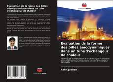 Bookcover of Évaluation de la forme des billes aérodynamiques dans un tube d'échangeur de chaleur