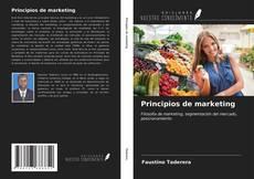 Copertina di Principios de marketing