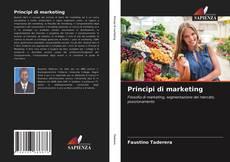 Borítókép a  Principi di marketing - hoz