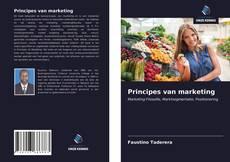 Bookcover of Principes van marketing