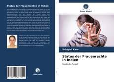 Buchcover von Status der Frauenrechte in Indien