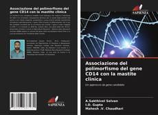 Обложка Associazione del polimorfismo del gene CD14 con la mastite clinica
