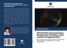 Bookcover of Stimmliche Erkundungen: Resonante Praktiken und soziale Gruppenarbeit