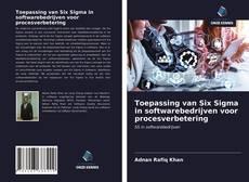 Bookcover of Toepassing van Six Sigma in softwarebedrijven voor procesverbetering