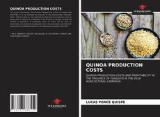 Bookcover of QUINOA PRODUCTION COSTS