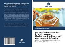 Buchcover von Herausforderungen bei Produktion und Marketing: Ein Fokus auf den Honig-Sub-Sektor