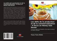 Couverture de Les défis de la production et de la commercialisation : A focus on Honey Sub-Sector