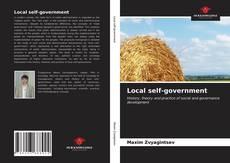 Buchcover von Local self-government