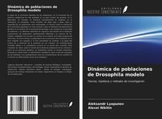 Portada del libro de Dinámica de poblaciones de Drosophila modelo