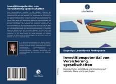 Portada del libro de Investitionspotential von Versicherung sgesellschaften
