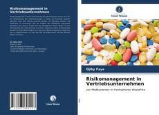 Buchcover von Risikomanagement in Vertriebsunternehmen