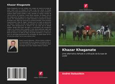 Bookcover of Khazar Khaganate