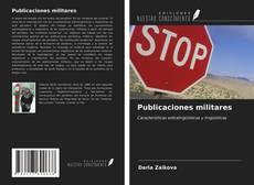 Portada del libro de Publicaciones militares