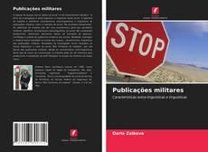 Capa do livro de Publicações militares