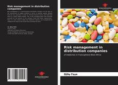 Buchcover von Risk management in distribution companies