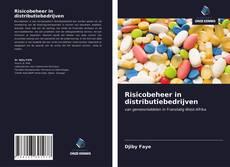 Bookcover of Risicobeheer in distributiebedrijven