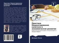Практика бюджетирования капитала и экономическое развитие的封面