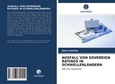 Buchcover von AUSFALL VON SOVEREIGN RATINGS IN SCHWELLENL?NDERN