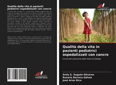 Borítókép a  Qualità della vita in pazienti pediatrici ospedalizzati con cancro - hoz