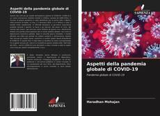 Borítókép a  Aspetti della pandemia globale di COVID-19 - hoz