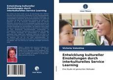 Bookcover of Entwicklung kultureller Einstellungen durch interkulturelles Service Learning