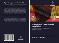 Couverture de Migranten, geen lokale bevolking