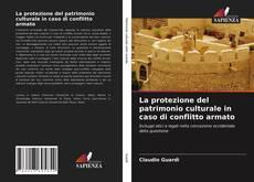 Capa do livro de La protezione del patrimonio culturale in caso di conflitto armato