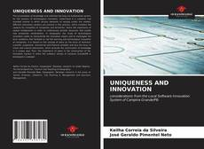 Couverture de UNIQUENESS AND INNOVATION