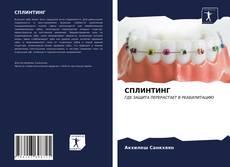 Portada del libro de СПЛИНТИНГ