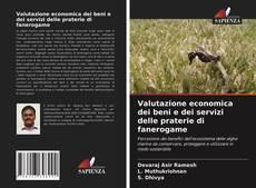 Bookcover of Valutazione economica dei beni e dei servizi delle praterie di fanerogame