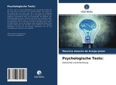 Psychologische Tests: kitap kapağı