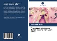 Buchcover von Prozessverbesserung durch Einsatz von Lean Tools