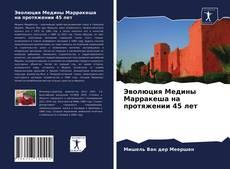 Bookcover of Эволюция Медины Марракеша на протяжении 45 лет