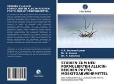 STUDIEN ZUM NEU FORMULIERTEN ALLICIN-REICHEN PHYTO-MOSKITOABWEHRMITTEL kitap kapağı