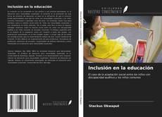 Portada del libro de Inclusión en la educación