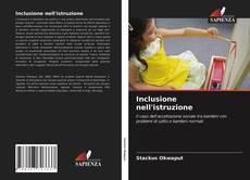 Bookcover of Inclusione nell'istruzione