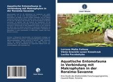 Buchcover von Aquatische Entomofauna in Verbindung mit Makrophyten in der Roraima-Savanne