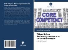 Buchcover von Öffentliches Rechnungswesen und Unternehmertum