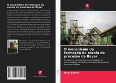 Bookcover of O mecanismo de formação da escala de processo da Bayer