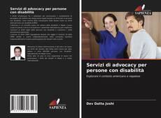 Servizi di advocacy per persone con disabilità kitap kapağı