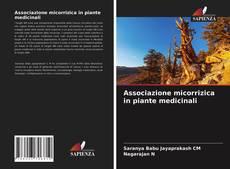 Обложка Associazione micorrizica in piante medicinali