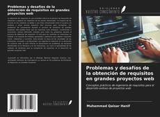 Portada del libro de Problemas y desafíos de la obtención de requisitos en grandes proyectos web