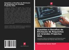 Capa do livro de Questões e Desafios da Elicitação de Requisitos em Grandes Projectos Web