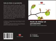 Bookcover of Huile de théier et parodontite