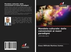 Copertina di Mandato culturale: dalle convenzioni ai nuovi paradigmi