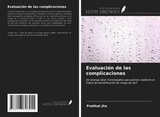 Portada del libro de Evaluación de las complicaciones