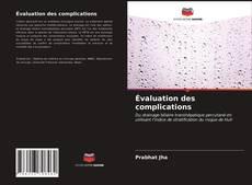 Bookcover of Évaluation des complications