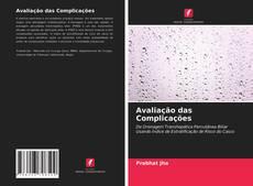 Capa do livro de Avaliação das Complicações