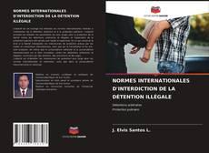 Bookcover of NORMES INTERNATIONALES D'INTERDICTION DE LA DÉTENTION ILLÉGALE